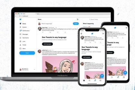 Twitter обновил шрифт и цветовую схему интерфейса
