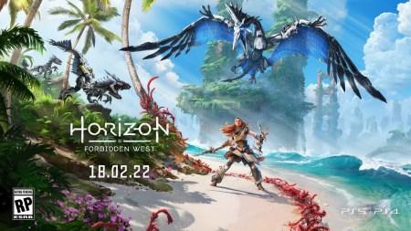 Horizon Forbidden West отложили до 18 февраля 2022 года, а Horizon Zero Dawn теперь поддерживает 60 FPS на PS5