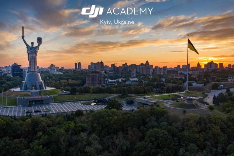 У Києві відкривається перша у Східній Європі DJI Академія для навчання пілотів БПЛА