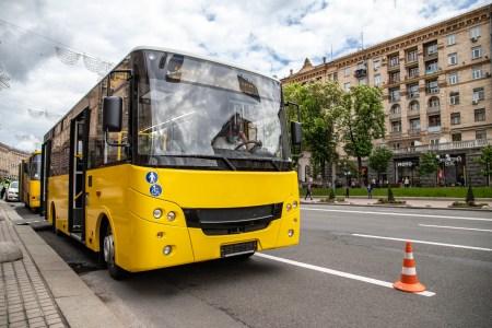 КМДА: Щоб повністю замінити всі маршрутки Києва на автобуси потрібно 15 млрд грн