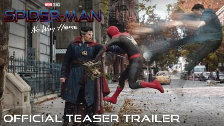Перший трейлер кінокоміксу «Людина-павук: Нема шляху додому» з Томом Голландом