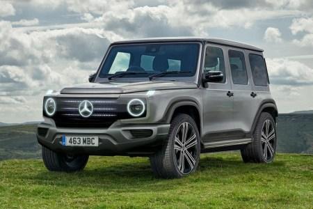 Mercedes привезет на выставку IAA 2021 концепт электровнедорожника Mercedes EQG, его серийная версия выйдет на рынок уже в 2024 году