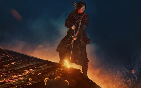 Рецензия на фильм «Королевство зомби: А Син с Севера» / Kingdom: Ashin of the North