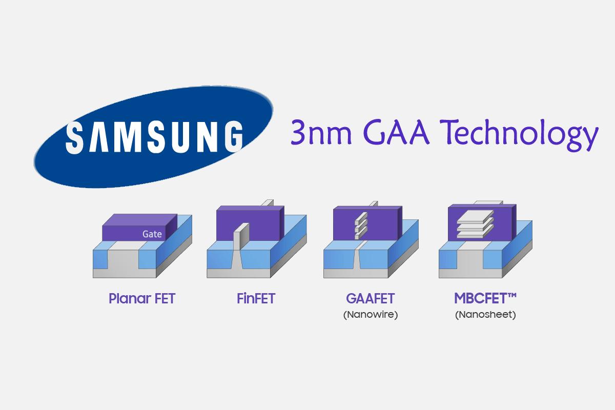 DigiTimes: Samsung Electronics испытывает трудности с освоением техпроцесса 3 нм на основе технологии GAAFET - ITC.ua