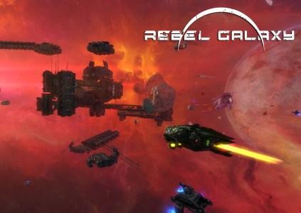 В Epic Games Store бесплатно раздают игру Rebel Galaxy