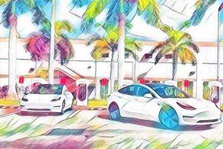 Продажи электромобилей Tesla Model 3 перевалили за миллион
