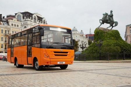 «ЗАЗ» буде випускати Mercedes в Україні (але це автобуси власної розробки для внутрішнього ринку)