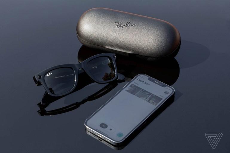 Facebook выпустила свои первые «умные» очки Ray-Ban Stories — с записью видео от первого лица, возможностью слушать музыку и принимать телефонные звонки