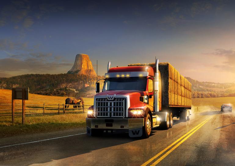 American Truck Simulator – Wyoming: настоящий Запад - ITC.ua