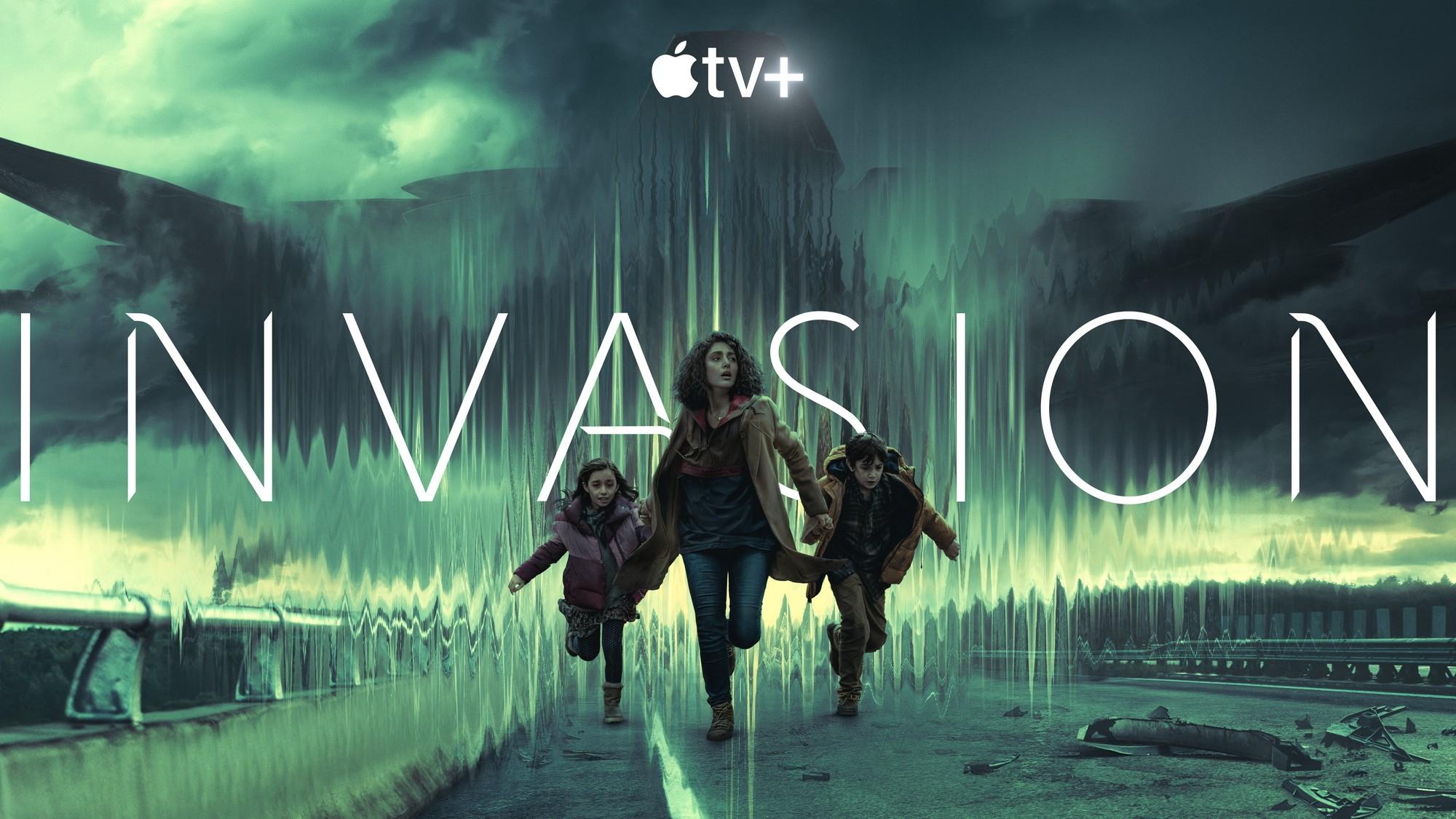 Стриминговый сервис Apple TV+ представил новый трейлер фантастического сериала Invasion / «Вторжение» - ITC.ua