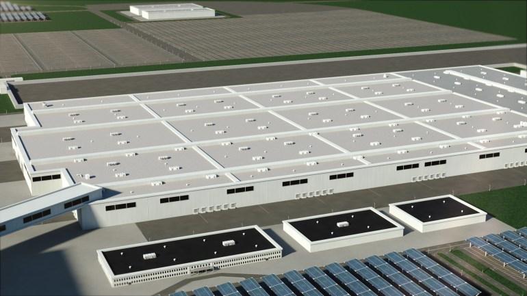Ford с партнером вложит $11,4 млрд в строительство новых заводов по производству электромобилей и аккумуляторов для них