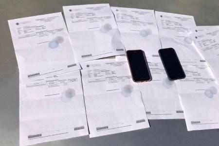 Кіберполіція ліквідувала схему збуту підроблених Covid-тестів для перетину адмінкордону з ОРДЛО — правопорушник продавав їх по 500 грн і щомісяця заробляв 300 тис. грн.