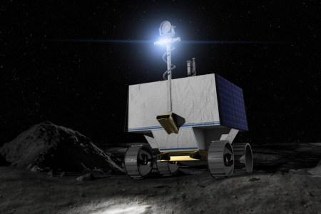 Луноход NASA VIPER для разведки запасов воды посадят возле западной границы кратера Нобиле — миссия стартует в 2023 году на ракете Falcon Heavy