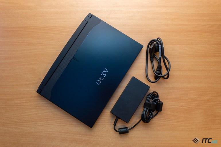Обзор ноутбука Gigabyte AERO 15 OLED
