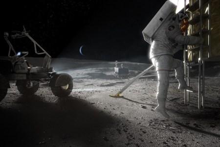NASA выделит SpaceX, Blue Origin и еще трем компаниям $146 млн на разработку лунных посадочных модулей для «Артемиды»