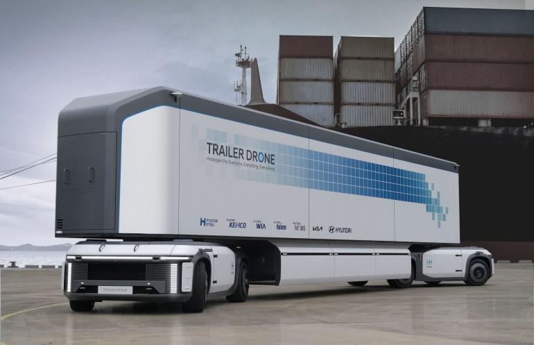 """Hyundai представила стратегию популяризации водорода Hydrogen Vision 2040 и показала спортивный """"водородомобиль"""" Vision FK с мощностью 500 кВт и запасом хода 600 км"""