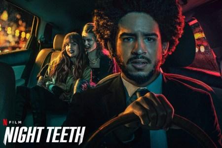 Netflix снял вампирский боевик Night Teeth / «Клыки ночи» с Дебби Райан, Алфи Алленом и Меган Фокс [трейлер]