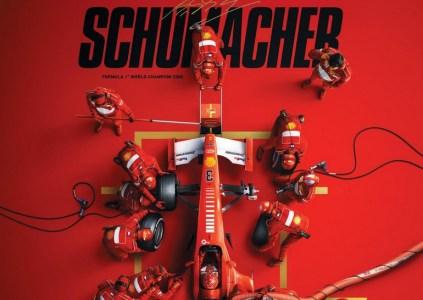 Рецензія на документальний фільм Schumacher / «Шумахер»