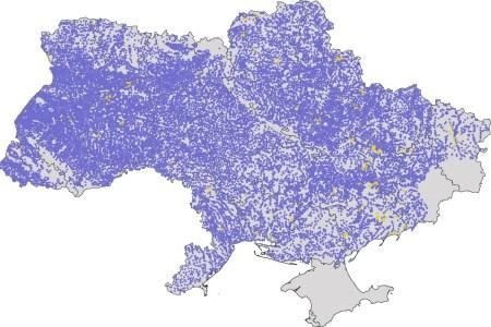 Мінцифра: Понад 80 тисяч українців у вересні вперше отримали 4G