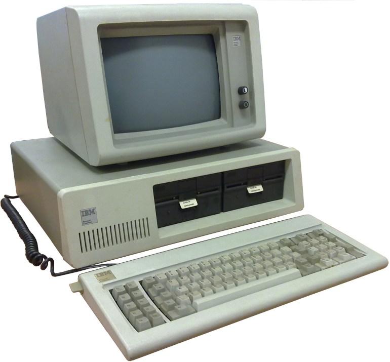 Сорок лет IBM PC: история персонального компьютера