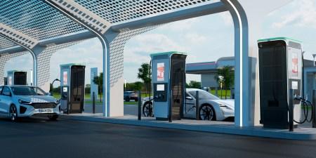 ABB представила сверхскоростную зарядку для электромобилей Terra 360 с мощностью 360 кВт, в Европе их начнут устанавливать уже в 2021 году