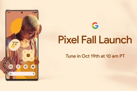 Google назначила презентацию Pixel 6 на 19 октября