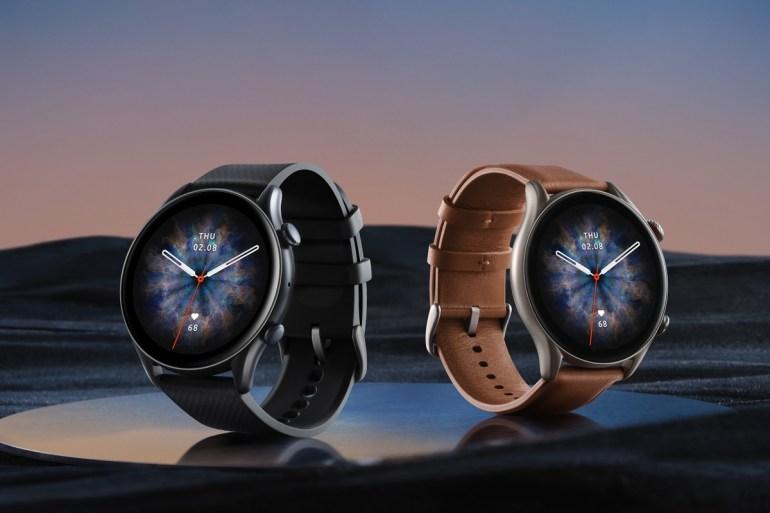 Huami анонсувала тріо розумних годинників Amazfit GT 3 на власній ОС — ціни починаються від €150