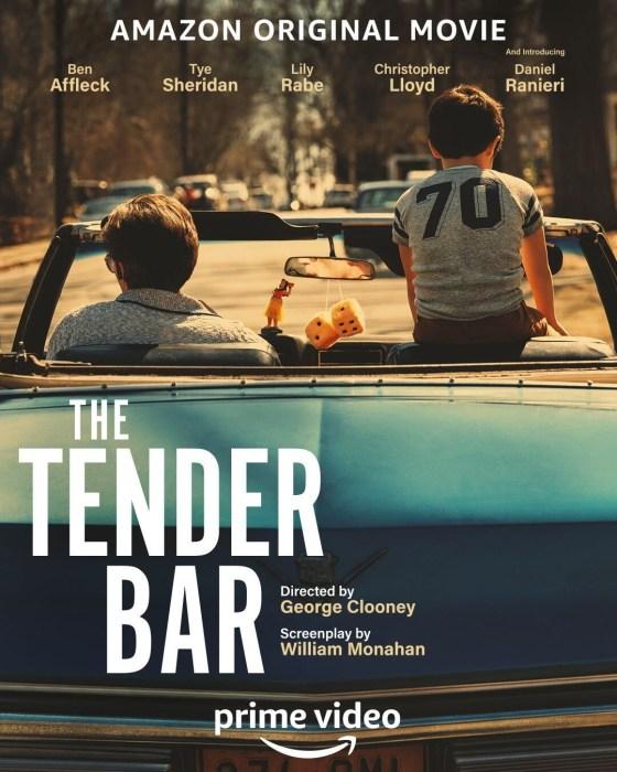 Джордж Клуни снял для Amazon экранизацию книги The Tender Bar / «Нежный бар» с Беном Аффлеком и Таем Шериданом в главных ролях [трейлер]