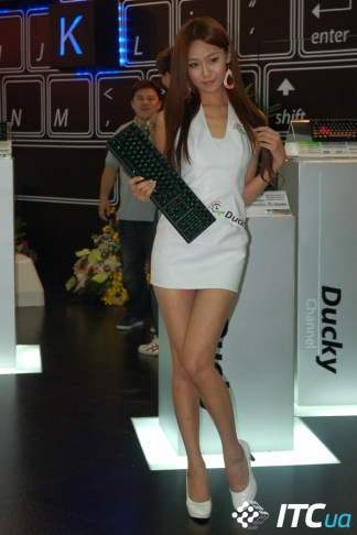 COMPUTEX 2012. Booth Babes