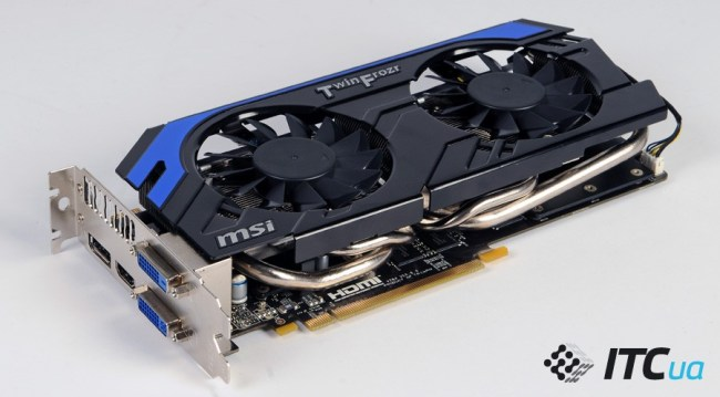 Обзор видеокарты NVIDIA GeForce GTX 660 Ti