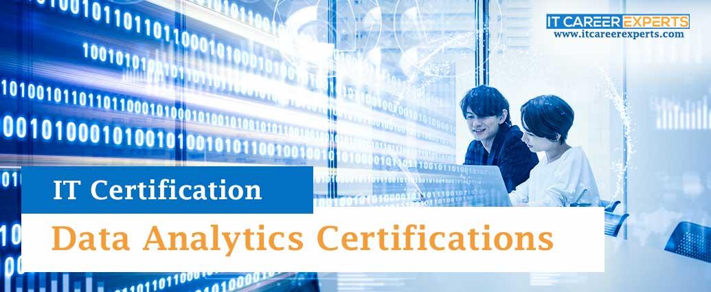 Data Analytics Certifications