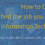 getting a job in information technology