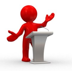 """""""It takes one hour of preparation for each minute of presentation time."""" – Wayne Burgraff"""