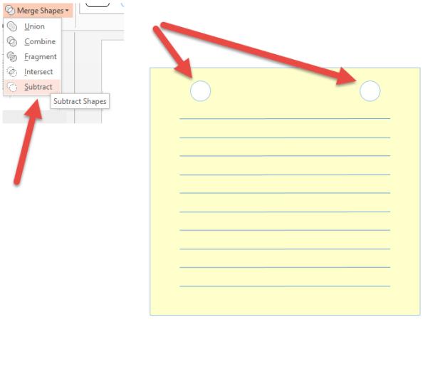 Step 5 - Merge Objects