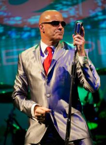 Paul Souza: track guru and lead singer of the Velveteen Playboys