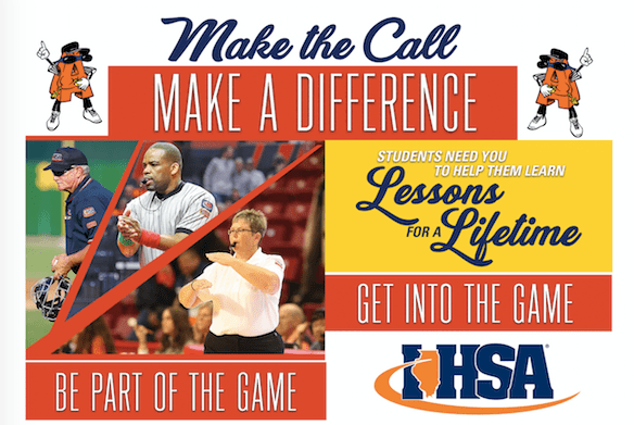 IHSA makes push for more officials