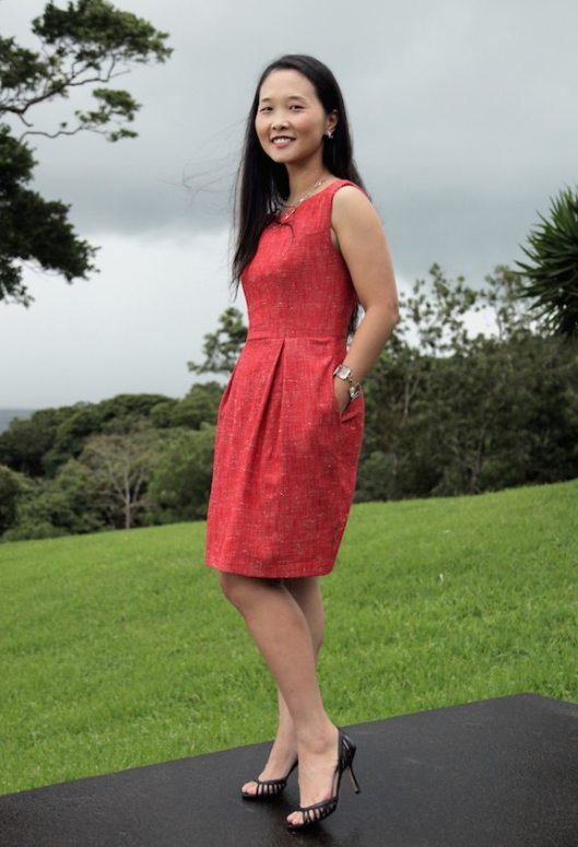 Marbella Dress PDF Sewing Pattern 1