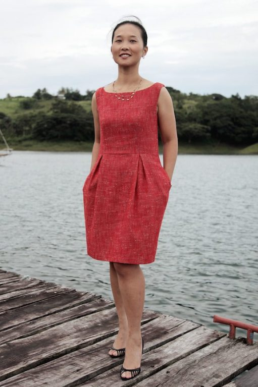 Marbella Dress PDF Sewing Pattern 6