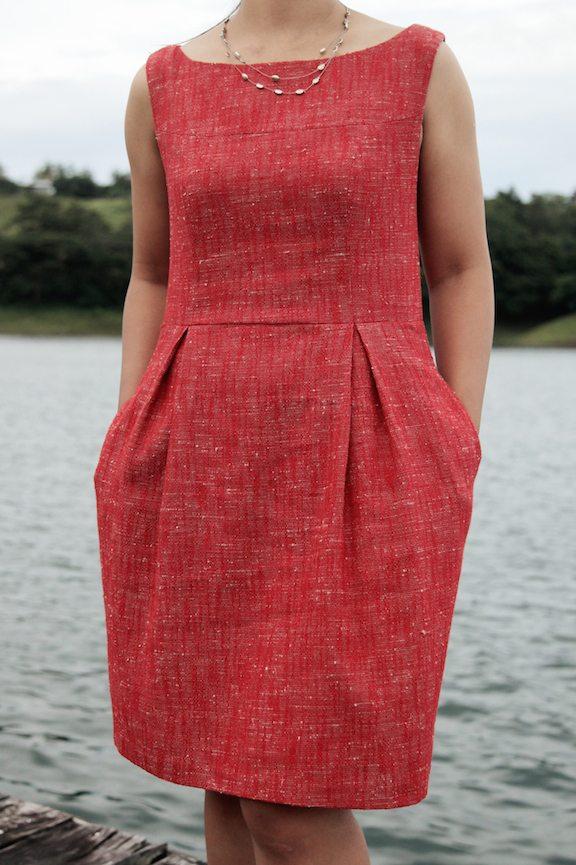 Marbella Dress PDF Sewing Pattern 7
