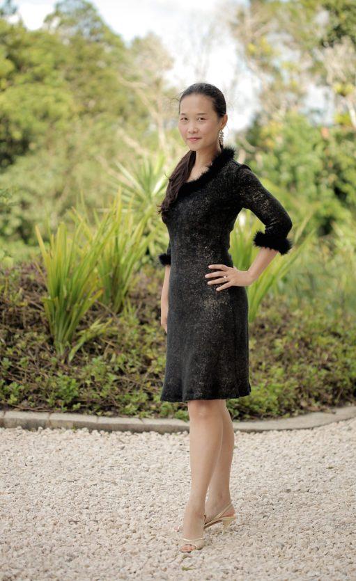 Idyllwild Top & Dress Three-quarter sleeve dress