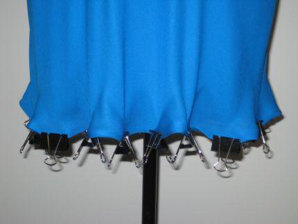 Threads Magazine Hang Bias Skirt