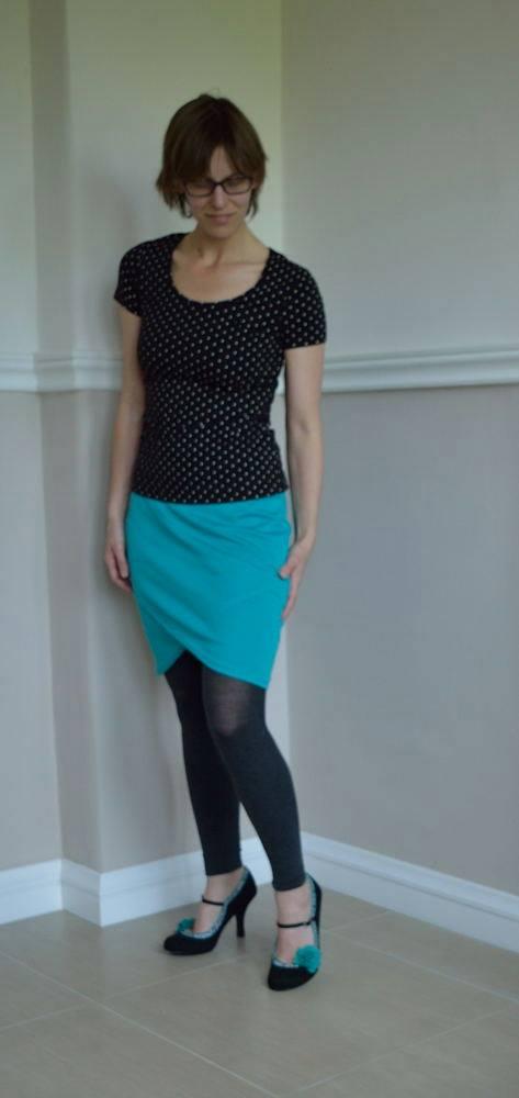 Jolien's Lindy Petal Skirt