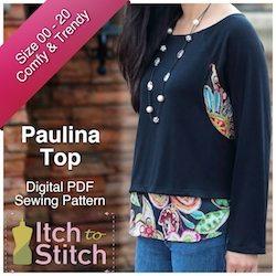 PaulinaTopPDFSewingPattern250x250