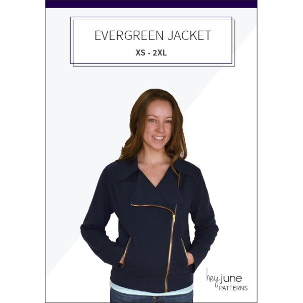 Evergreen Jacket by Hey June