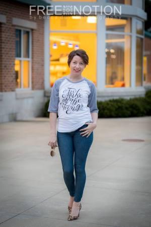Liana Stretch Jeans Skinny Legs by Becca