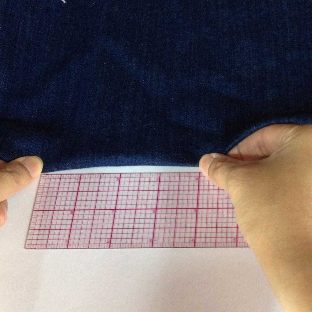 Determine Fabric Stretch Percentage