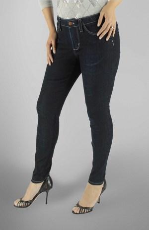 Liana Stretch Jeans PDF Sewing Pattern Skinny Leg Option