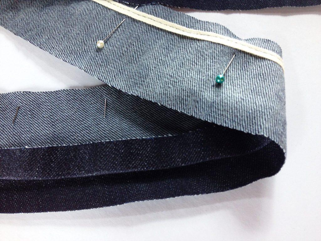 Liana Stretch Jeans Sewalong Day 9 two waistband
