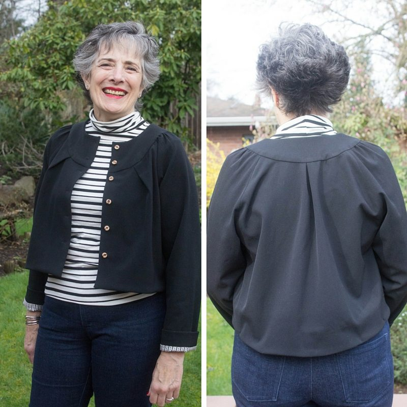 Salamanca Cropped Jacket