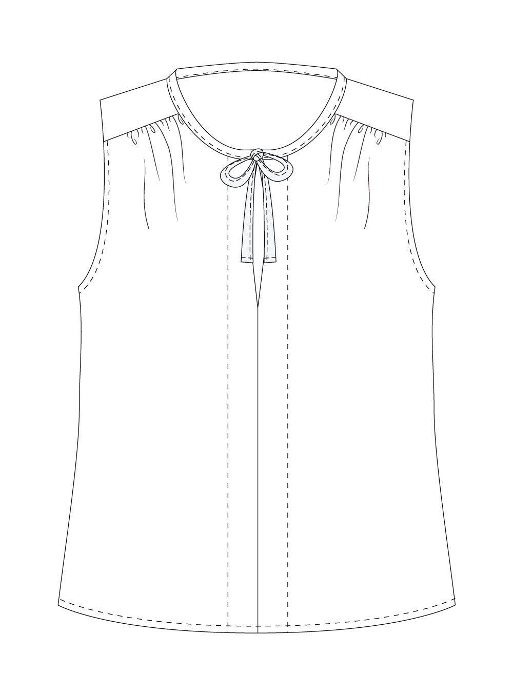 Vienna tank digital sewing pattern pdf itch to stitch itch to stitch vienna tank pdf sewing pattern jeuxipadfo Gallery